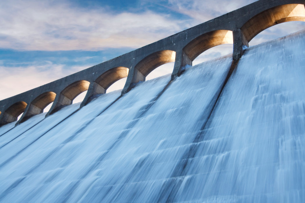 Norsk vannkraft (foto: Shutterstock)