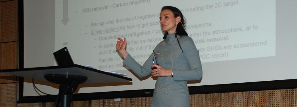 Catherine Banet, Associate Professor, Scandinavian Institute of Maritime Law, Univ. of Oslo