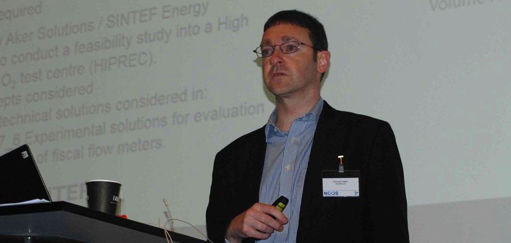 Edward Jukes, Technical Director, KROHNE Ltd.