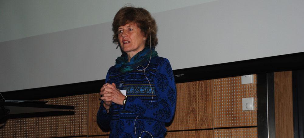 Ingrid Sørum Melaaen, Senior Technology Advisor, Gassnova