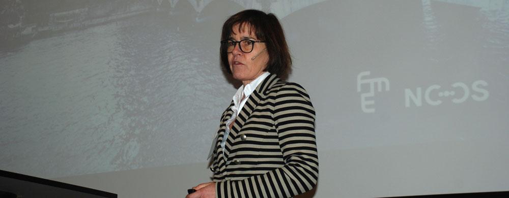 NCCS Centre Director, Mona Mølnvik, SINTEF