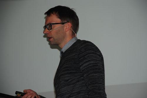 Peder Eliasson, Research Scientist, SINTEF