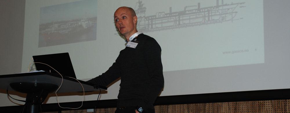 Svein-Erik Losnegård, Principal Engineer, Gassco