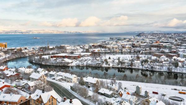 Trondheim winter shutterstock_697864252