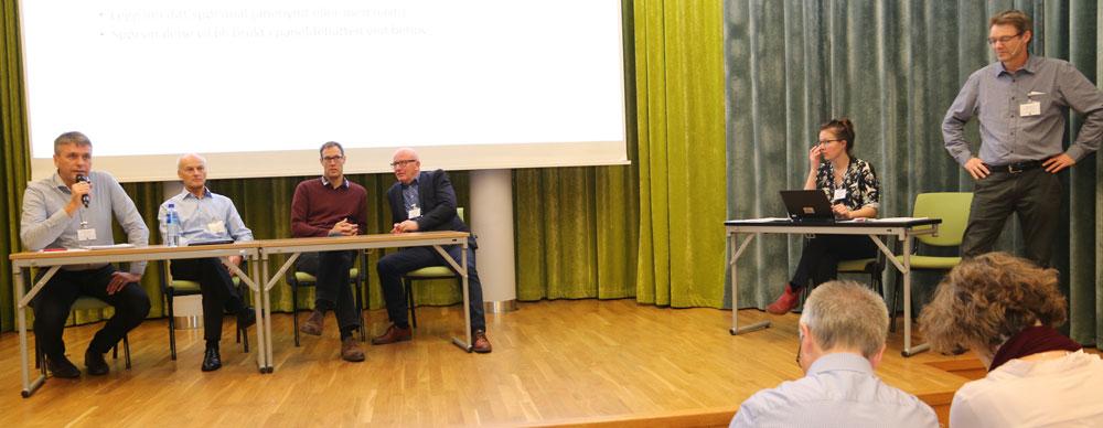Paneldiskusjon SF6