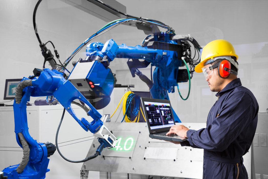 Menneskets samarbeid med robotene