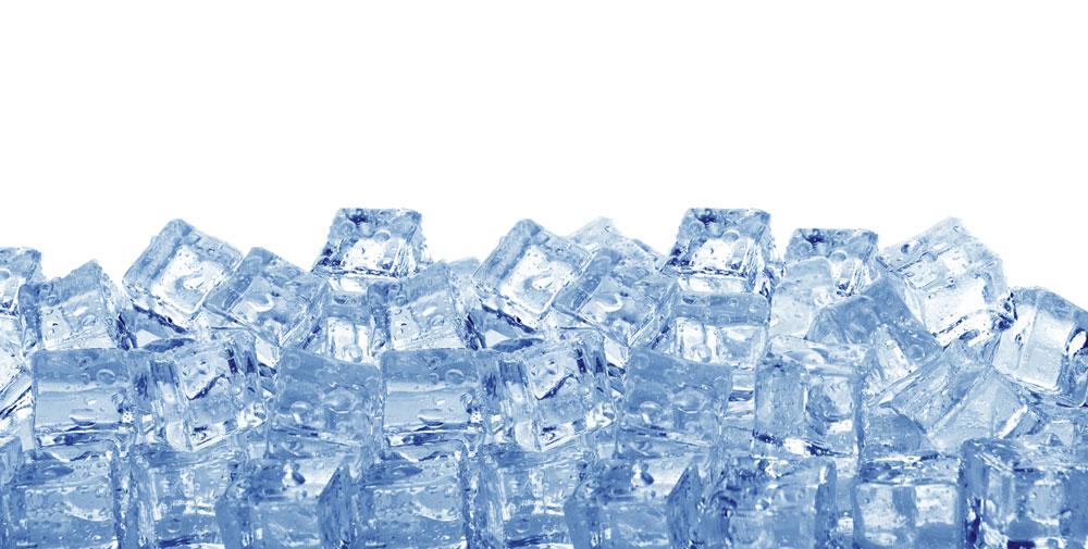 Persiske ingeniører brukte isvann som PCM til å kjøle ned mat til kongefamilien så tidlig som 400 år f.Kr.