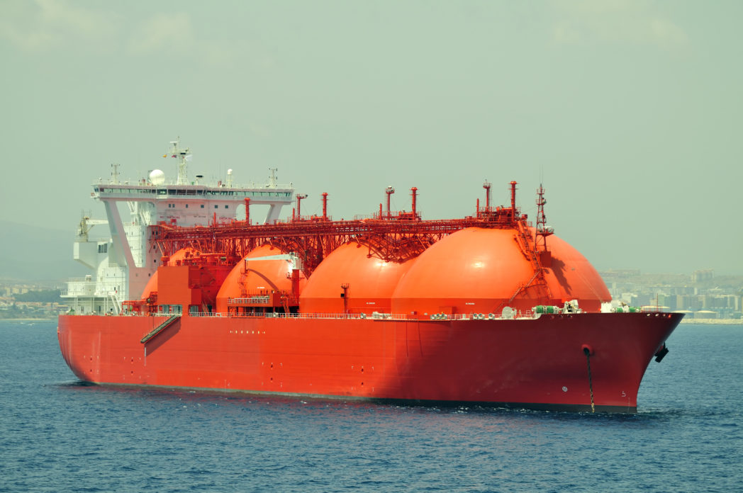 LNG carriers may load/unload in vulnerable locations LNG Rapid Phase Transition