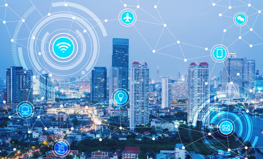Smarte byer Smart City