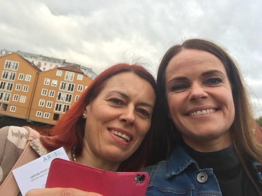 EU-topper besøkte Trondheim da EERA hadde sitt årlige sommerstrategimøte i 2016