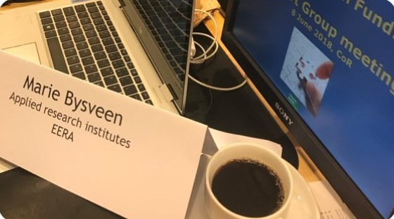 Første møte i ETS Innovation Fund ekspertgruppe