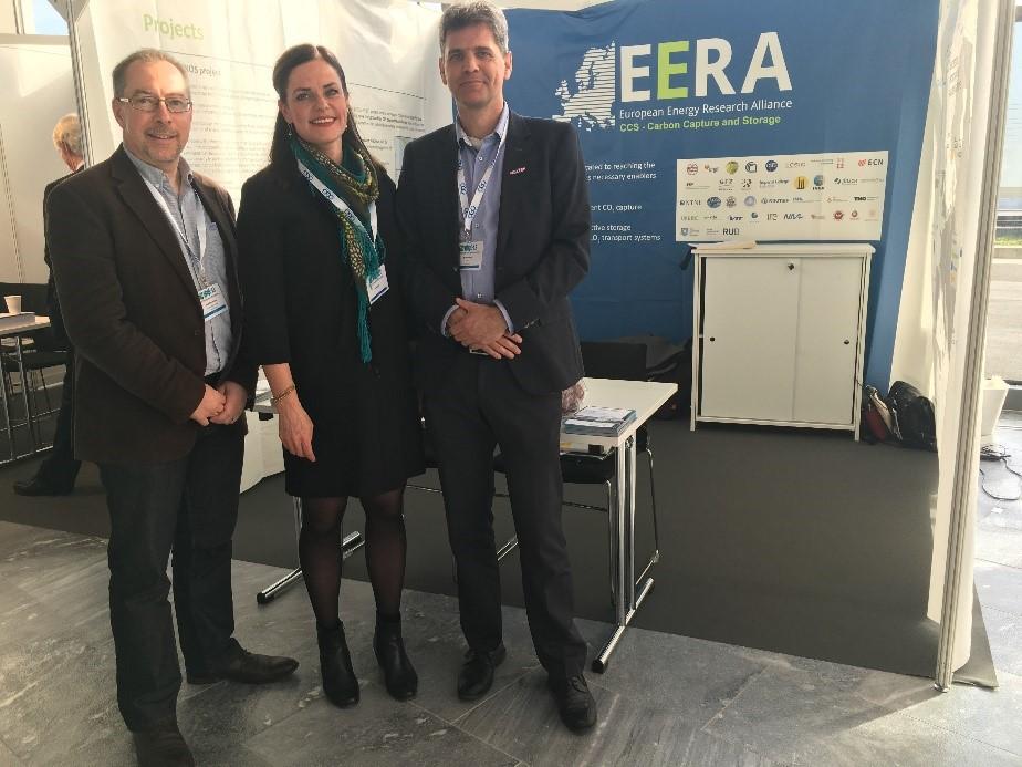 Ledergruppen for EERA JP CCS – Norge, Nederland, UK