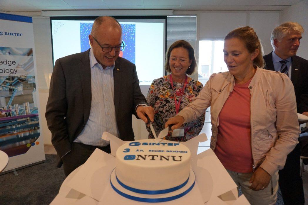NTNU og SINTEF, SINTEF og NTNU