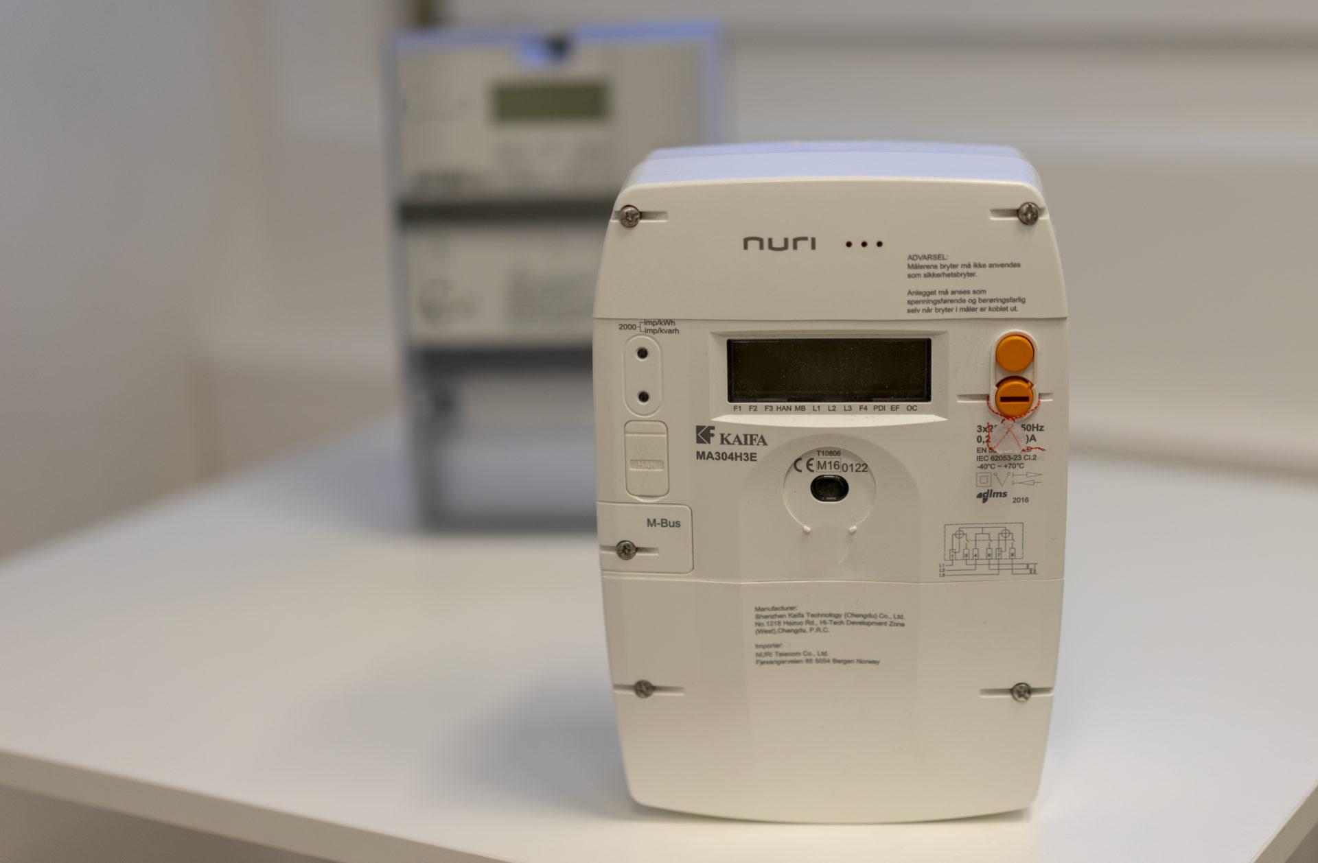 HAN port, AMS, Smart meter
