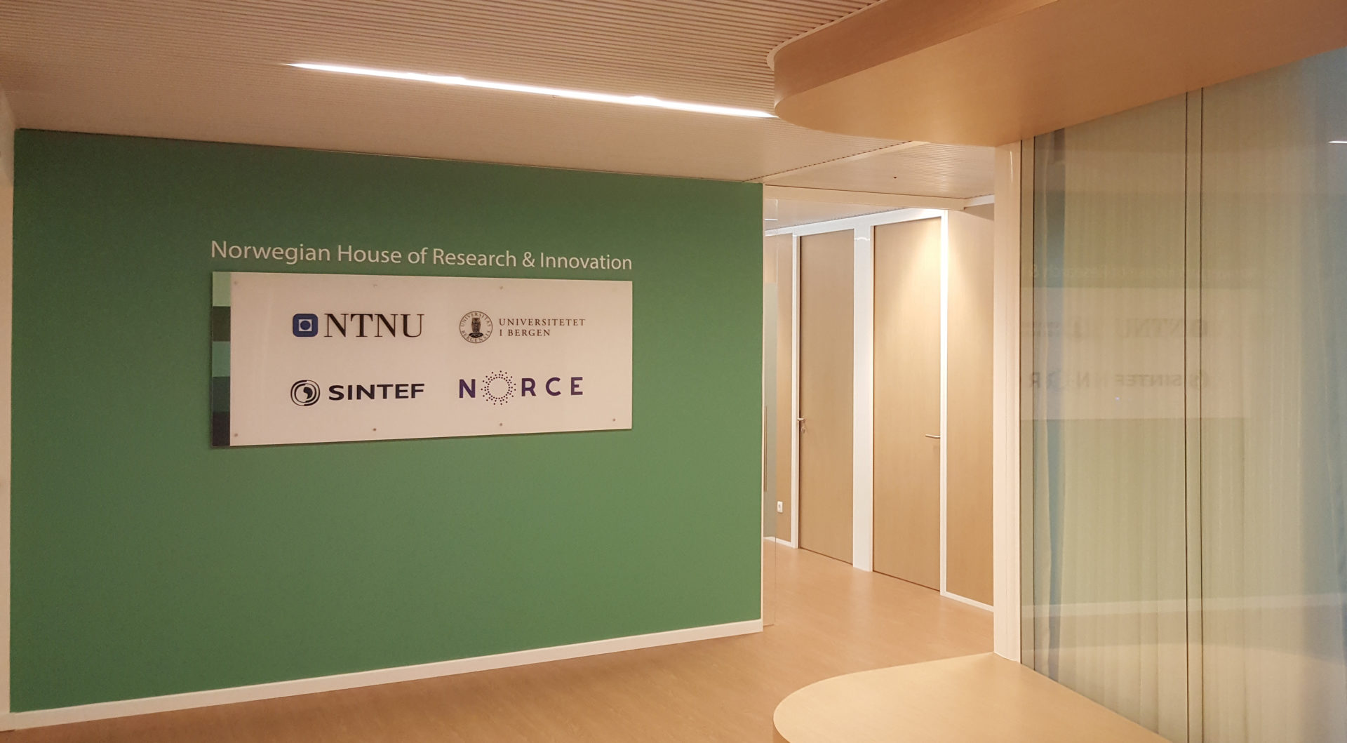 Norwegian house of research innovation