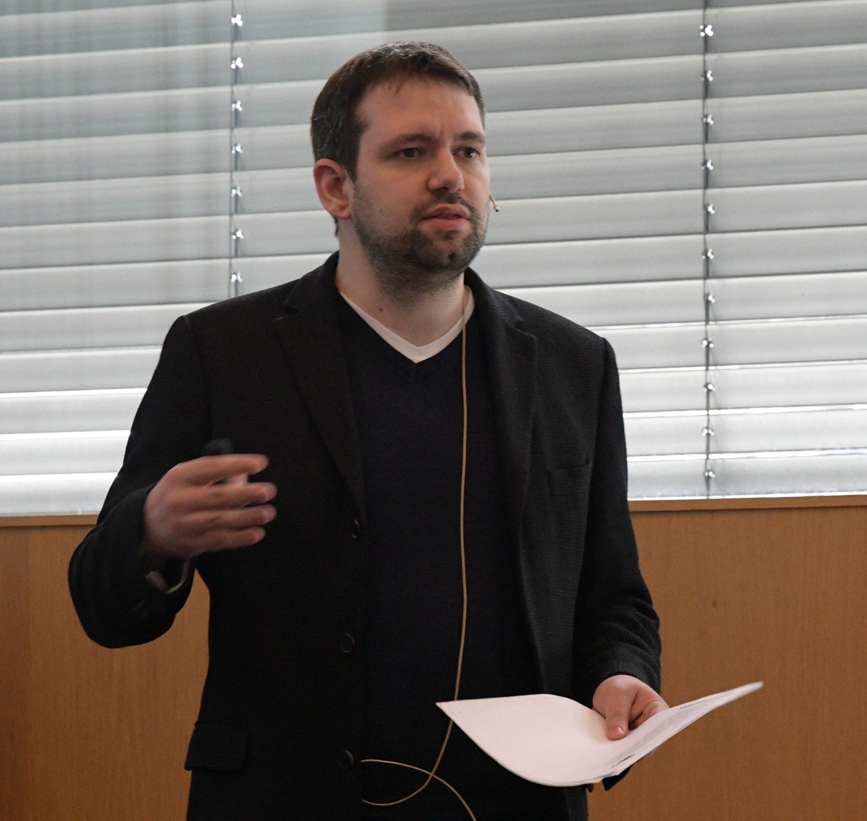 Daniel Benrath (RUB)