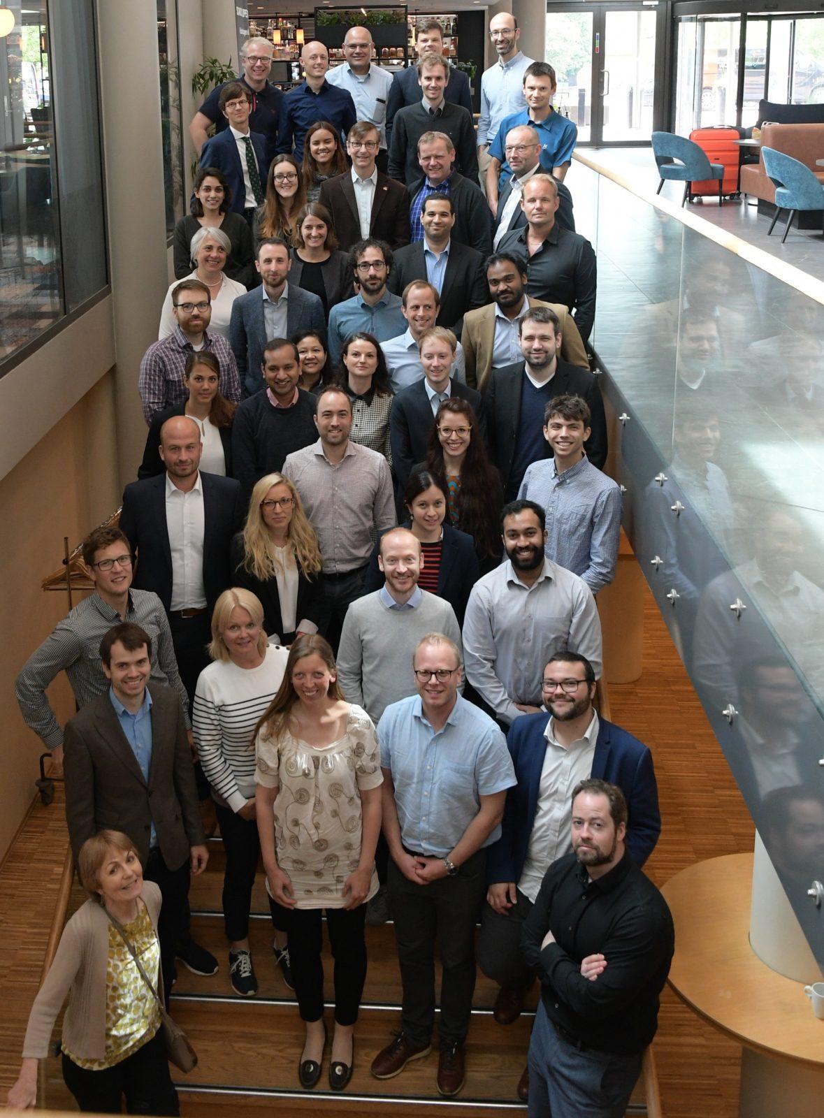 ELEGANCY colleagues gathered in Trondheim, Norway.