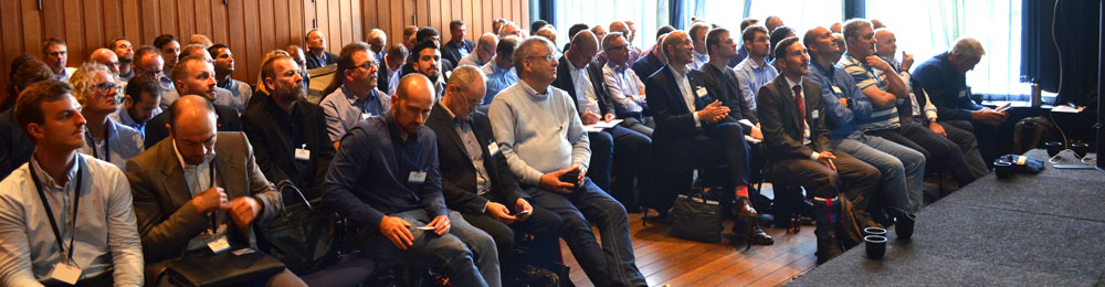 Participant form 11 different countries were present at the second conference on high temperature heat pumps