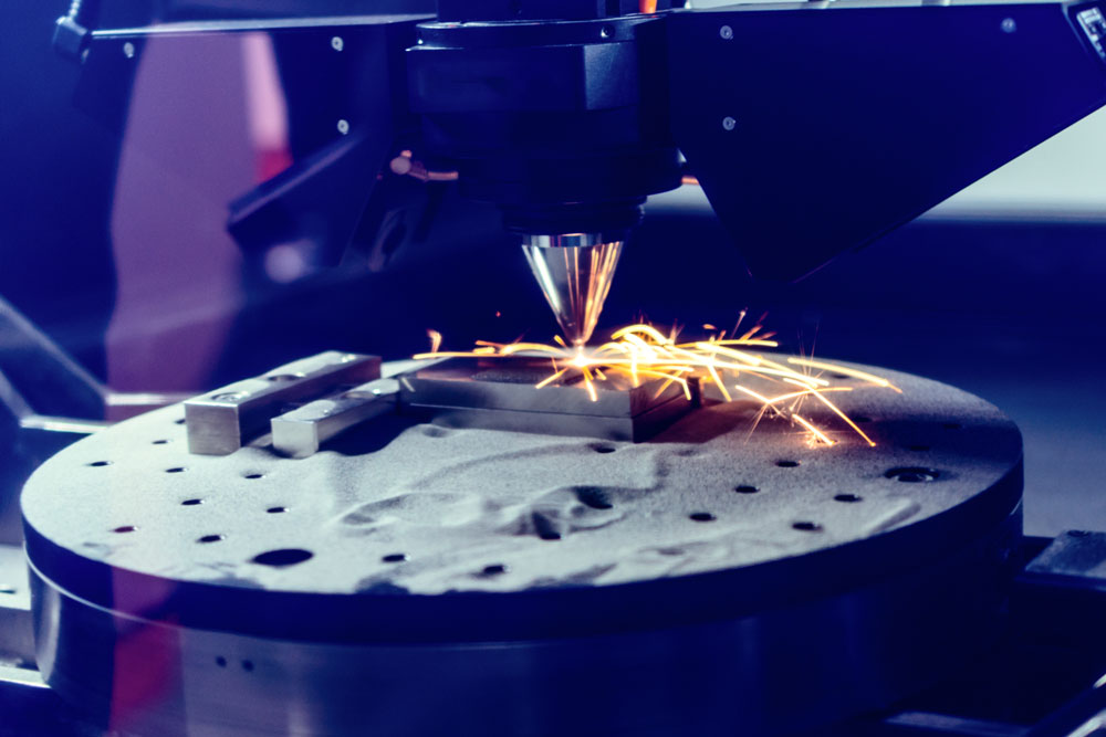 Figure 1. Additive manufacturing enables new dimensions of freedom in concept design