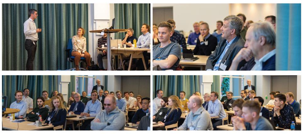 Seminaret samlet flere aktører i bransjen til god diskusjon om hvordan batterisystem bør integreres i Norge.