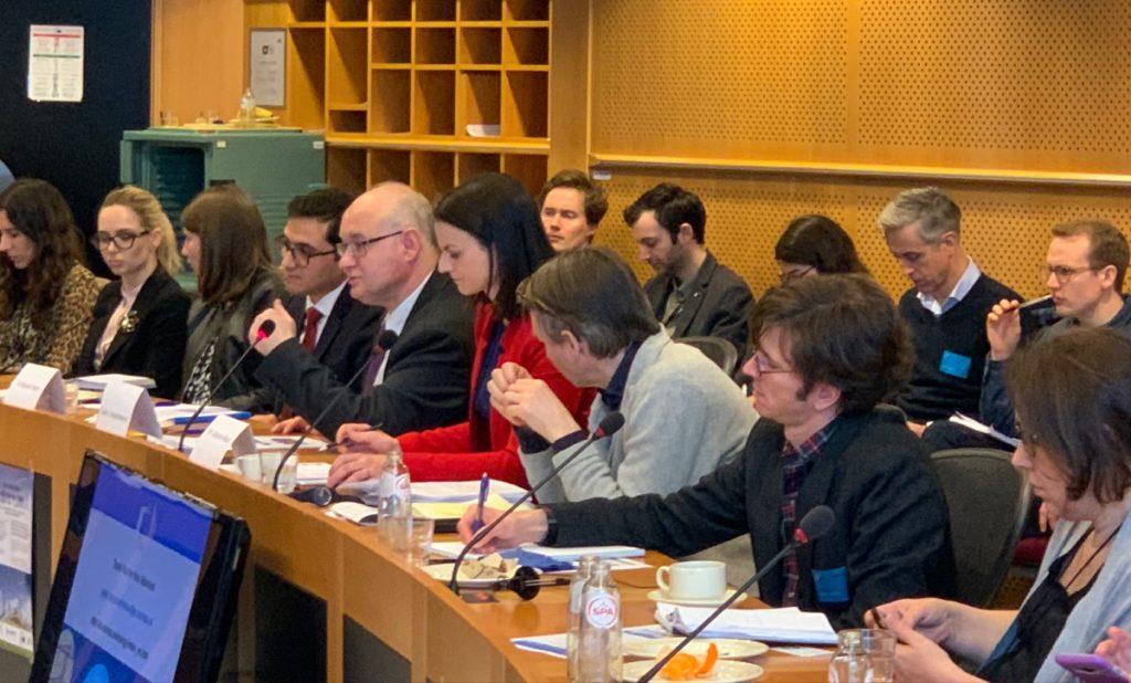 Delegates at the Elegancy EU meeting