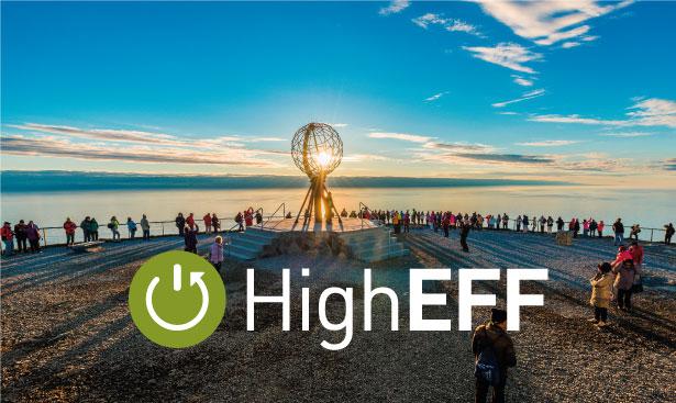 HighEFF research centre logo