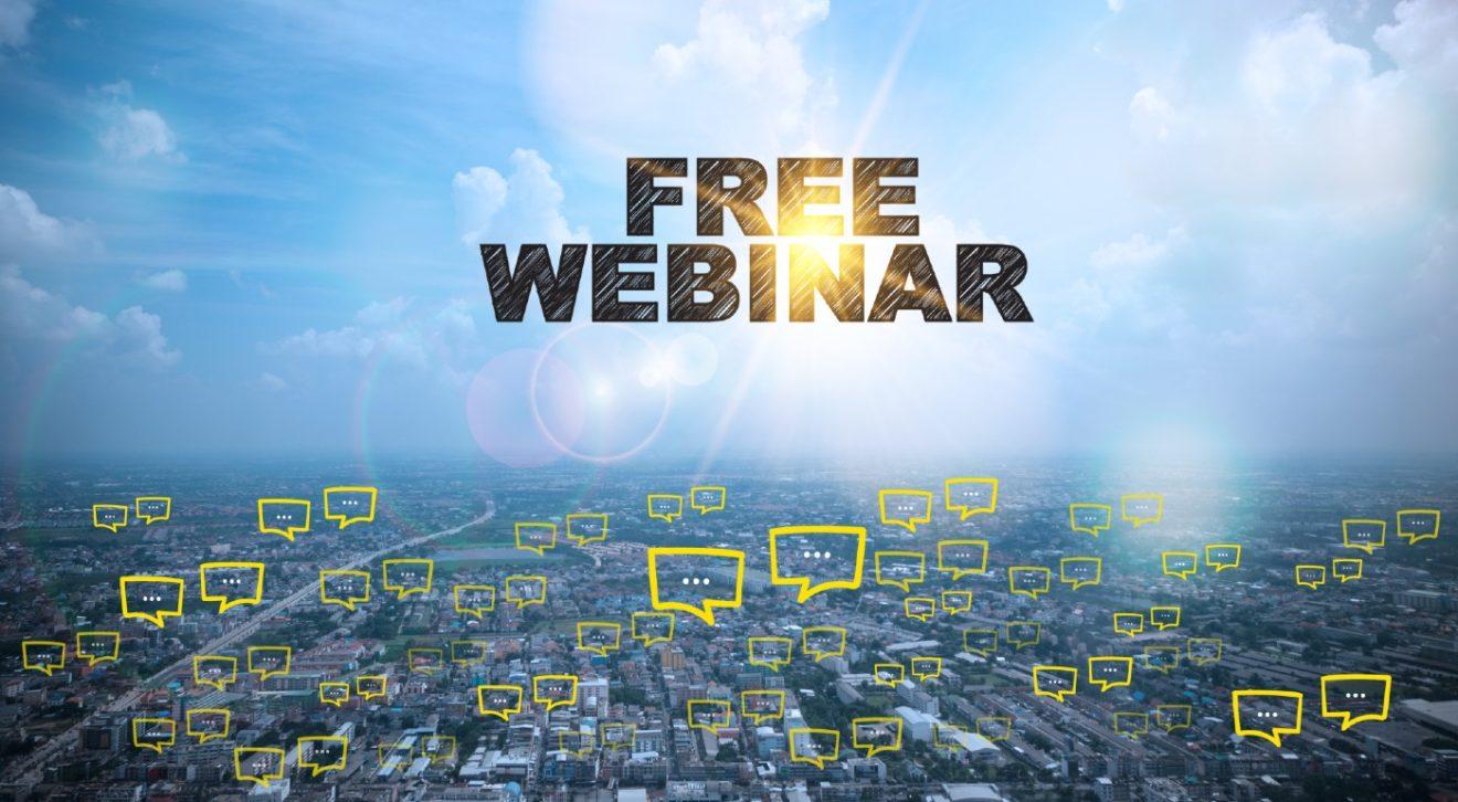 Free ELEGANCY webinars