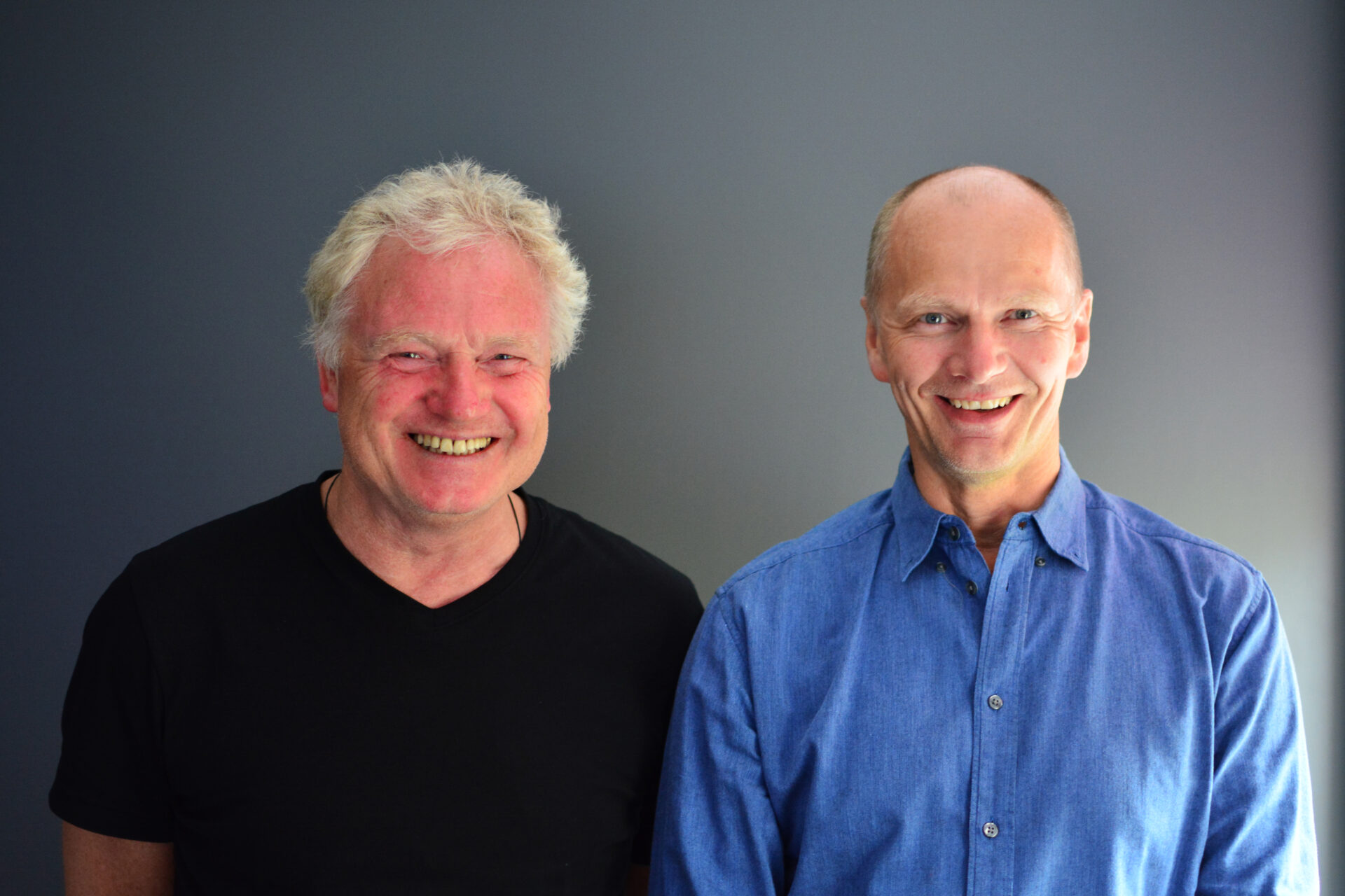 Johan Hustad, NTNU Energi og John Olav Tande, SINTEF Energi