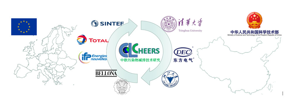 CHEERS project partners