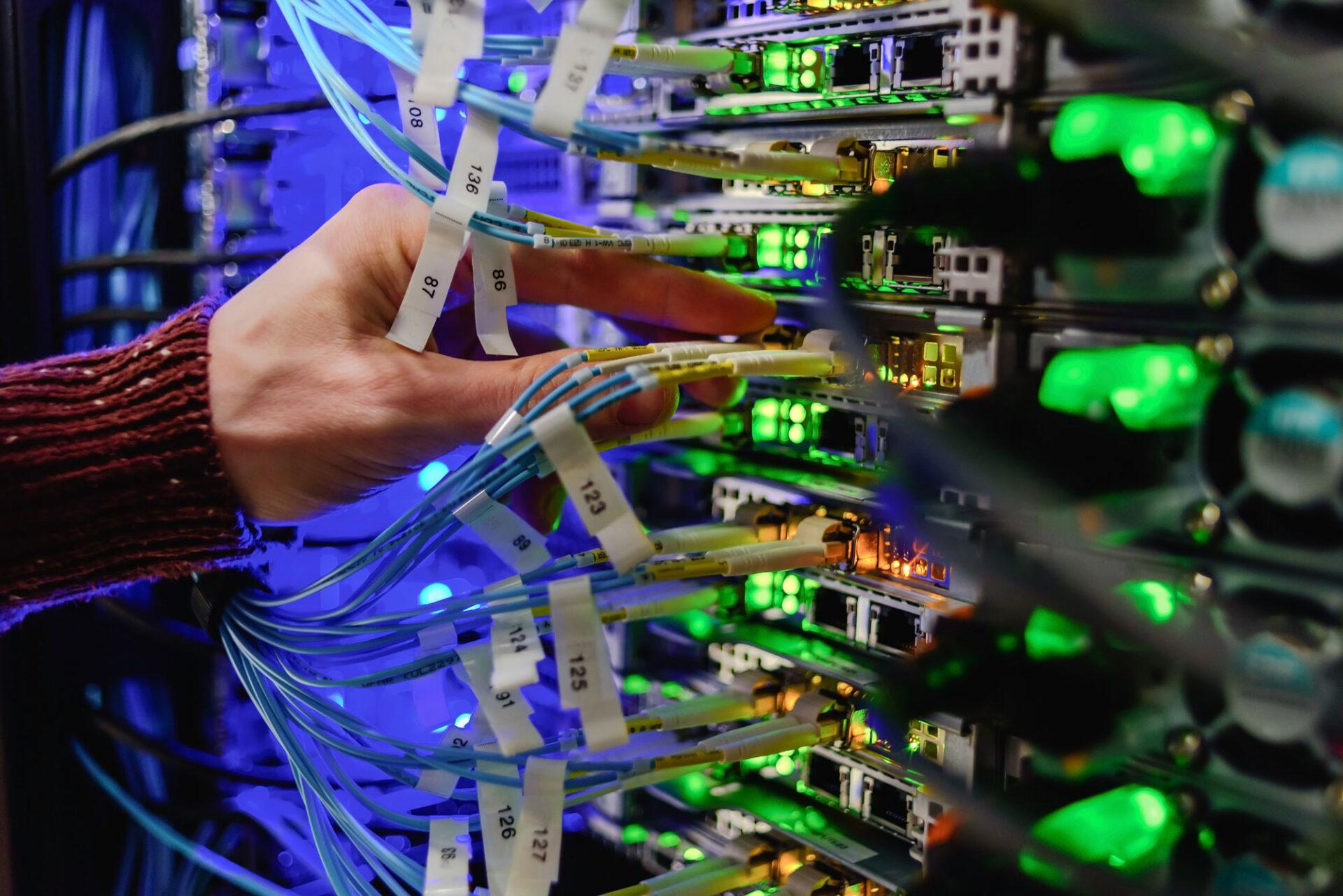 Datasenter server