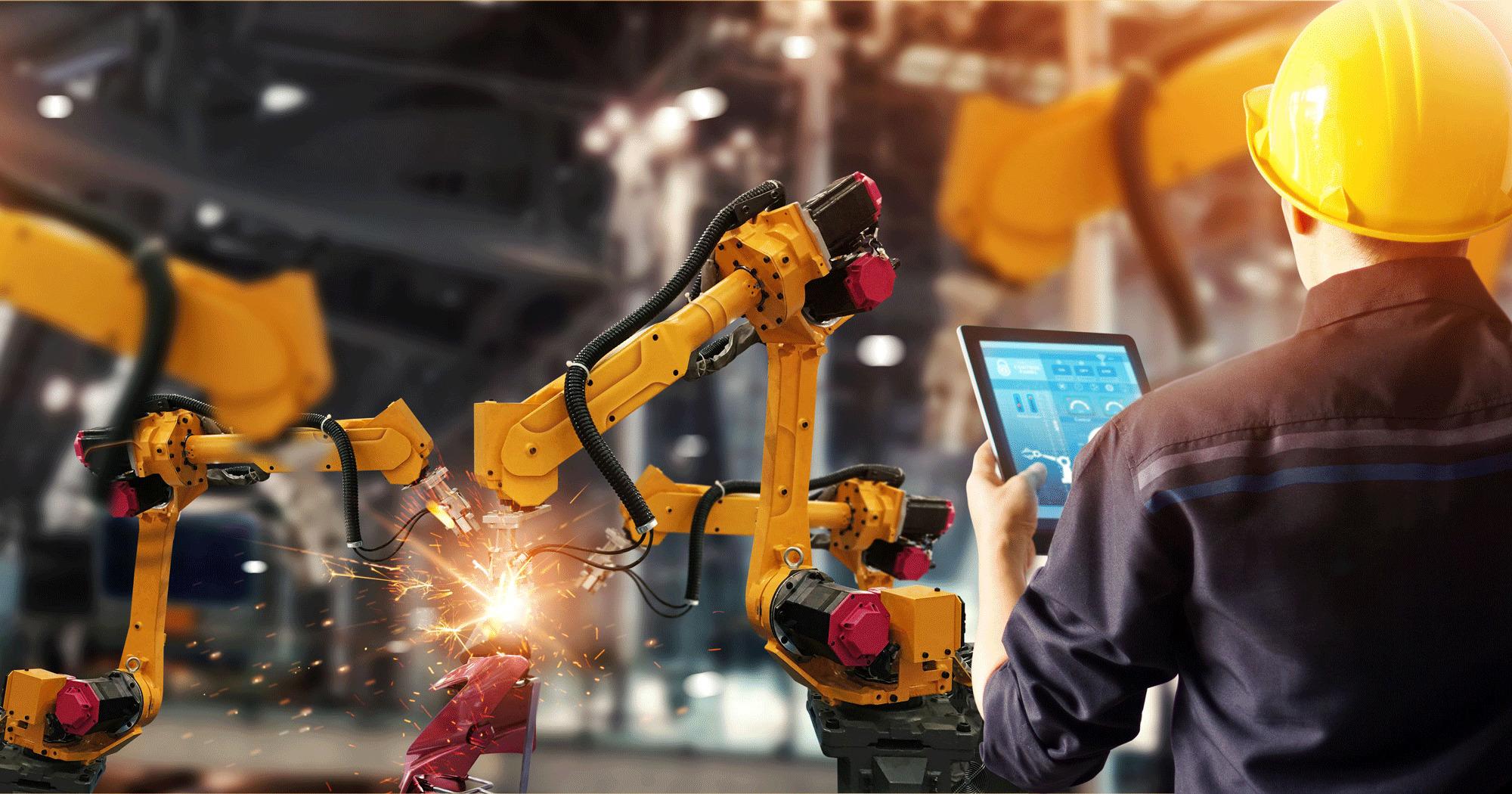 Digital transformation in industry