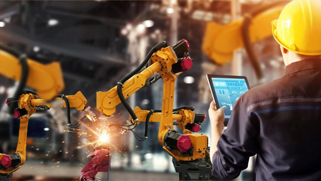 Digital transformasjon i industrien