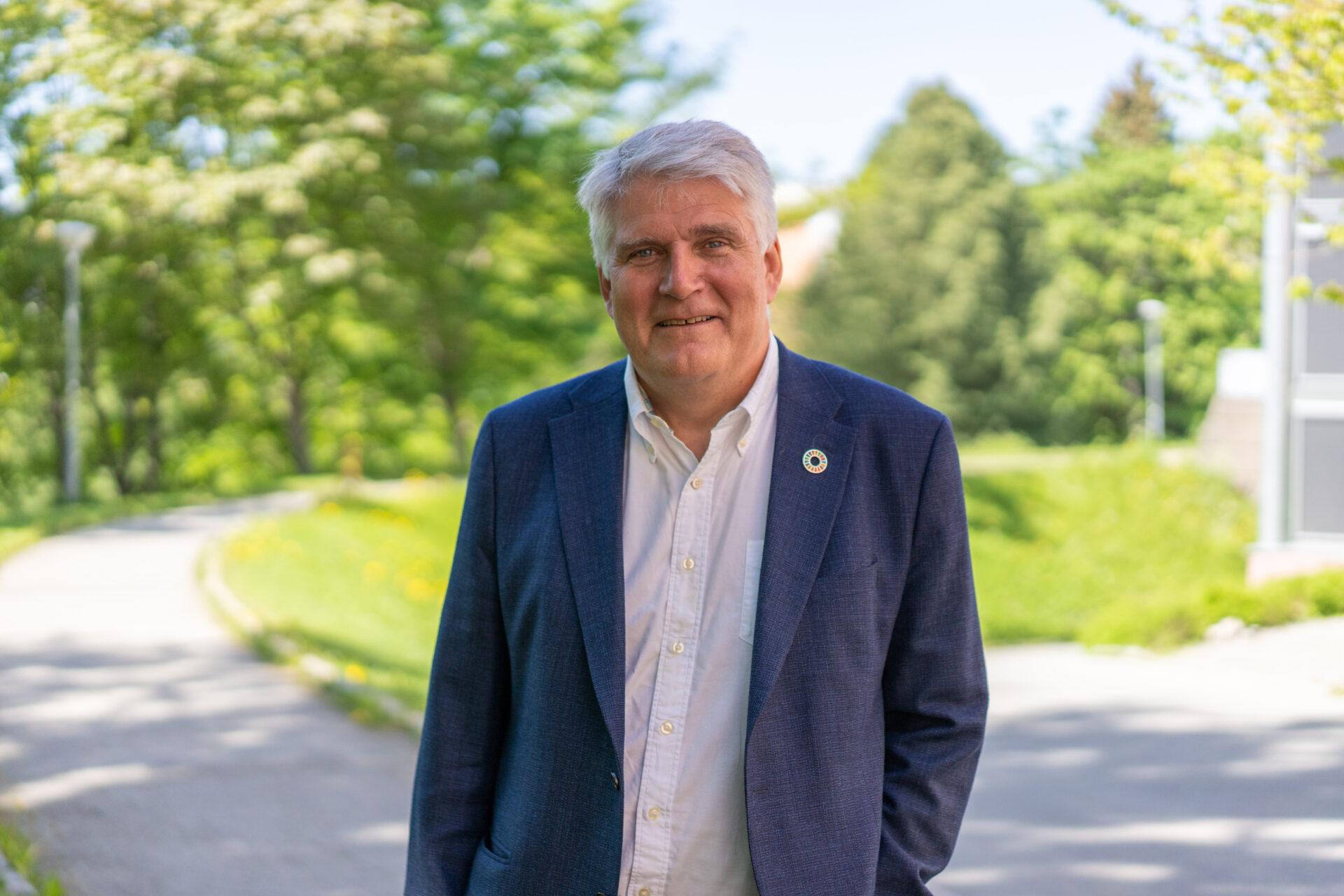 Nils Røkke, Direktør bærekraft, SINTEF